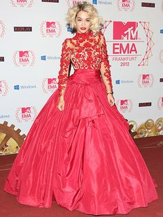 Our Best and Worst Dressed at the 2012 MTV EMAs