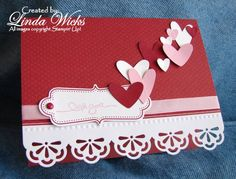 Simply Sent Valentine no sparkle by TinyAcorns - Cards and Paper Crafts at Splitcoaststampers