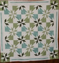 Hunters Star Quilt Block Pattern | Hunter's Star - Page 2