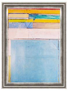 1979 by Richard Diebenkorn 11x14 Poster ABSTRACT ART PRINT Ocean Park 116