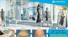 Hello Guys, We have great news!  Considering the event's popularity, we are back with summer COOL EVENT. Join #Cool_Event and Get a chance to avail FREE #Coolsculpting treatment along with added refreshment and snacks. Freeze Your Fat Away, No surgery, No Downtime, One Session & FDA Approved. Our last event booked out quickly, so Email us to reserve your space today! Email Id : oasismedicalaestheticswellness@gmail.com Date: 19 June 2017 Time: 4 PM to 7 PM Website: www.oasisaesthetic.com