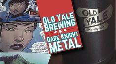 Dark Knights Metal, Lager Beer, Comic Reviews, Brewing, Comics, Videos, Youtube, Brow Bar, Comic Book