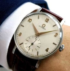 Original Omega 30T1 #vintage #watches #omega #style #menstyle