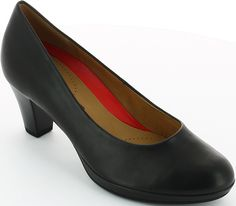 Pantofi cu toc Gabor din piele Character Shoes, Peep Toe, Dance Shoes, Fashion, Dancing Shoes, Moda, Fashion Styles, Fashion Illustrations