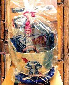 Pabst Blue Ribbon Rare Bowling Pin Beer Tap Handle Pbr Nib