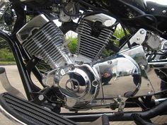 ROAD WARRIOR 250cc Harley Chopper Style Trike [PST250-1] - $3,899