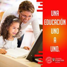 Cada estudiante esta acompañado durante  todo su proceso educativo.