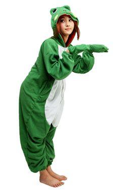 Frog onesie #onesie #kigurumi #skiing #snowboarding #snow #snowy #mountain #minion #eeyore #frog #ski #partying #costume #kigu #animal #pajama