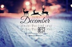 You're the last one, so be the best one:)