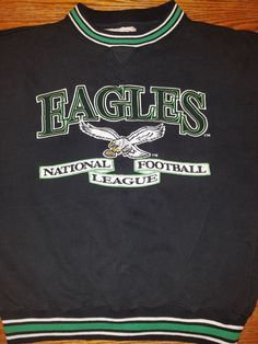 Details about Vintage Philadelphia Eagles Logo Athletic 1995 Adult XL NFL 2899edf3e