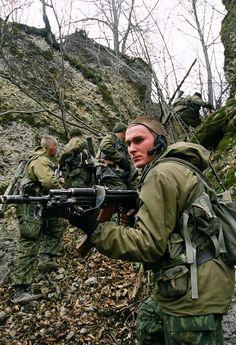 Russian VDV : second chechen war