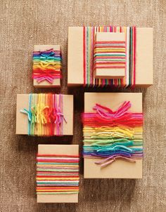Looking for creative ways to wrap your holiday gifts this year? Look no further - from plain Jane, to bold and beautiful, Uncovet has collected inspiration for unique and easy ways to wrap all of your presents!  See more holiday gift wrap inspiration! Happy Holidays from Uncovet!  Sources: 1 / 2 / 3 / 4 / 5 / 6 / 7 / 8