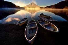Rising Sun Photo by Tomoaki Matsushita -- National Geographic Your Shot