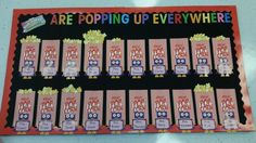 Pto box tops popcorn competition