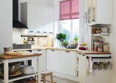 ไอเดียแต่งห้องครัวขนาดเล็ก เป็นระเบียบ และสวยงาม - ไอเดียแต่งห้องครัว - แบบครัวขนาดเล็ก - ตกแต่งครัวสวย - ห้องครัว - ห้องครัวสวย - ห้องครัวพื้นที่น้อย - แต่งครัวขนาดเล็ก