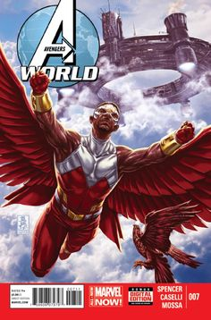 Avengers World #7