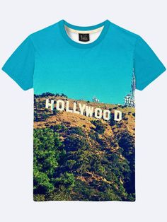 Add design of scenes you like to your own custom tee.
