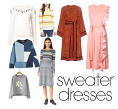 """Sweaters and Dresses"" by cici-rahma on Polyvore featuring Altuzarra, Marc Jacobs, Rebecca Minkoff, Victoria, Victoria Beckham and Michael Kors"