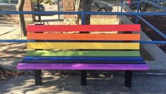 Buddy benches are a place for students to sit when they are looking for a friend during recess, but these benches may single out children who are already feeling isolated. School Of Education, Elementary Schools, Buddy Bench, Feeling Isolated, Boston Public, School Desks, First Grade Teachers, Human Development, Ask For Help