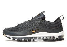 "Nike Air Max 97 ""Dark Grey & Orange"" - EU Kicks: Sneaker Magazine"