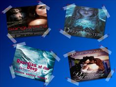 Shadows of the Past: Paranormal Romance Thursday Tour