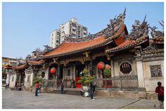 廟宇之旅-行!來去拜拜: 艋舺龍山寺