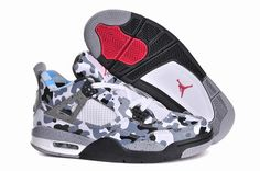 sale retailer 499cf cea67 Buy Inexpensive Nike Air Jordan 4 Iv Retro Mens Shoes Camo Blue Big Discount  Jdjxn from Reliable Inexpensive Nike Air Jordan 4 Iv Retro Mens Shoes Camo  Blue ...
