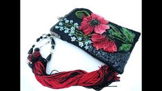 Презентация курса вышивка люневильским крючком  Вечерняя сумочка  Ла Фениче