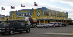 Good eats - Big Texan Steak Ranch in Amarillo, Texas. Home of the 72-ounce steak dinner challenge.