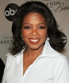 Oprah Winfrey - A woman of class who I've grown up watching, who has been a teacher in my life. I admire her intergrity, determination and sucess. She inspires me to continue my journey of growth as a woman and to love the womanhood
