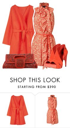 """""""Untitled #1466"""" by mrsdarlene ❤ liked on Polyvore featuring Bottega Veneta, Marc by Marc Jacobs and COSTUME NATIONAL"""