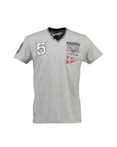 Geographical Norway T-Shirt [grau]