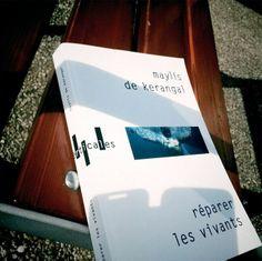 """""""Réparer les vivants"""" de Maylis de Kerangal, au parc... / Arcueil, mars 2014"""