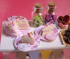 Miniature Food - Birthday Party | Flickr: partage de photos!