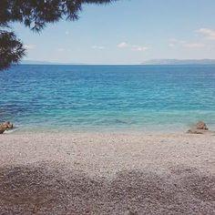 •Croatia• #croatia #sea #trip #friends #podgora