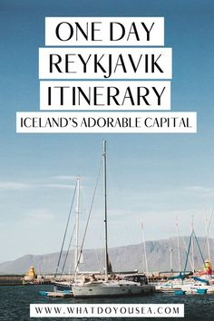 If you only have a day in Reykjavik, these are all the best things to see, eat, and do in Iceland's adorable capital city! Iceland Travel Tips, Europe Travel Tips, European Travel, Travel Info, Travel Advice, Italy Travel, Travel Ideas, Europe Destinations, Travel Couple