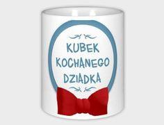 Kubek z nadrukiem, prezent dzień Dziadka dziadek w Schmuck Dawanda  na DaWanda.com