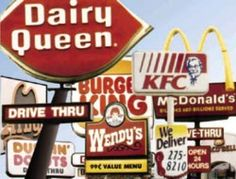 Food From The 80S   What's in the Meat We Eat at Fast Food Restaurants?