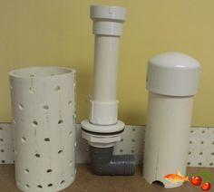 Aquaponic Bell Syphon Kit