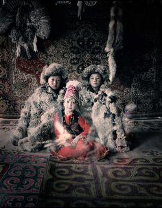 The Kazakhs, Mongolia. Photo by Jimmy Nelson | Yellowtrace