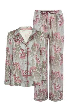 Primark - Floral PJ Set Pyjamas, Pjs, Pj Sets, Pajamas Women, Primark, French Fashion, Nightwear, Lounge Wear, Pajama Pants