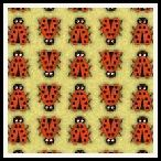free ladybug backing paper pack  available in many colours
