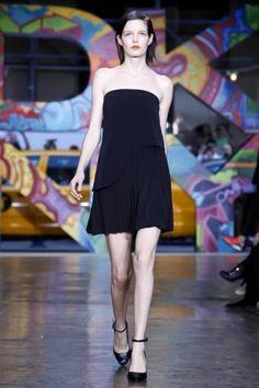 DKNY Ready To Wear Spring Summer 2014 New York