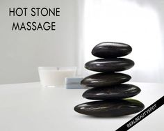 dcc06ea63460 Hot Stone Foot Massage - Could definitely use some of that Stone Massage