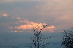 Evening Winter Sky in Arvada