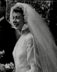 Geraldine McEwan 1953-ban a Royal Academy of Dramatic Arts Hugh Cruttwell házastársa volt
