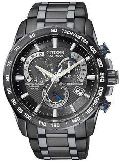 Citizen Mens Eco-Drive Watch AT4007-54E