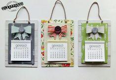 Buongiorno e buon anno a tutte!! Banale, lo so... ma la domanda di rito per l'inizio anno è sicuramente... cosa ci porterà questo 2016?? Il mio, per ora, dei calendarietti scrapposi... e speriamo s... Homemade Calendar, Diy Calendar, Calendar Design, Inexpensive Christmas Gifts, Christmas Crafts For Kids, Craft Gifts, Diy Gifts, Creative Arts And Crafts, Craft Show Ideas