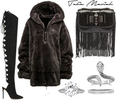 Bounce Back   Bounce Back by taliamariah-cirillo featuring cubic zirconia rings  HALF-ZIP PULLOVER FAUX FUR HOODIE puma.com  Alexandre Vauthier black thigh high boots $1290 - luisaviaroma.com  Christian Louboutin fringe handbag cashinmybag.com  Cubic zirconia ring popmap.com  Antique jewellery 1stdibs.com  EF Collection stackable ring efcollection.com  Alexandre Vauthier Christian Louboutin clothing EF Collection fashion polyvore style