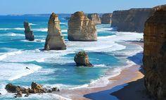 The 12 Apostle great ocean road, Australia.